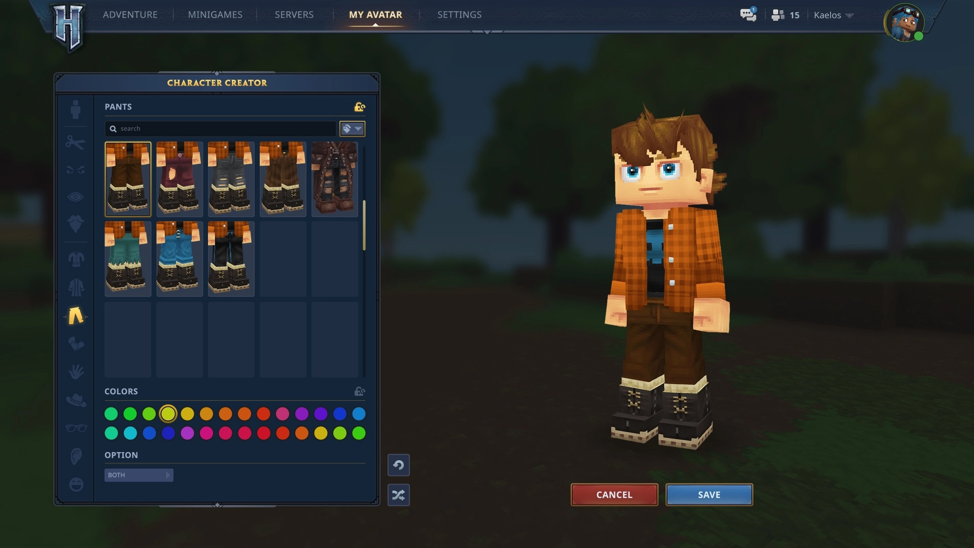 Hytale Character Editor