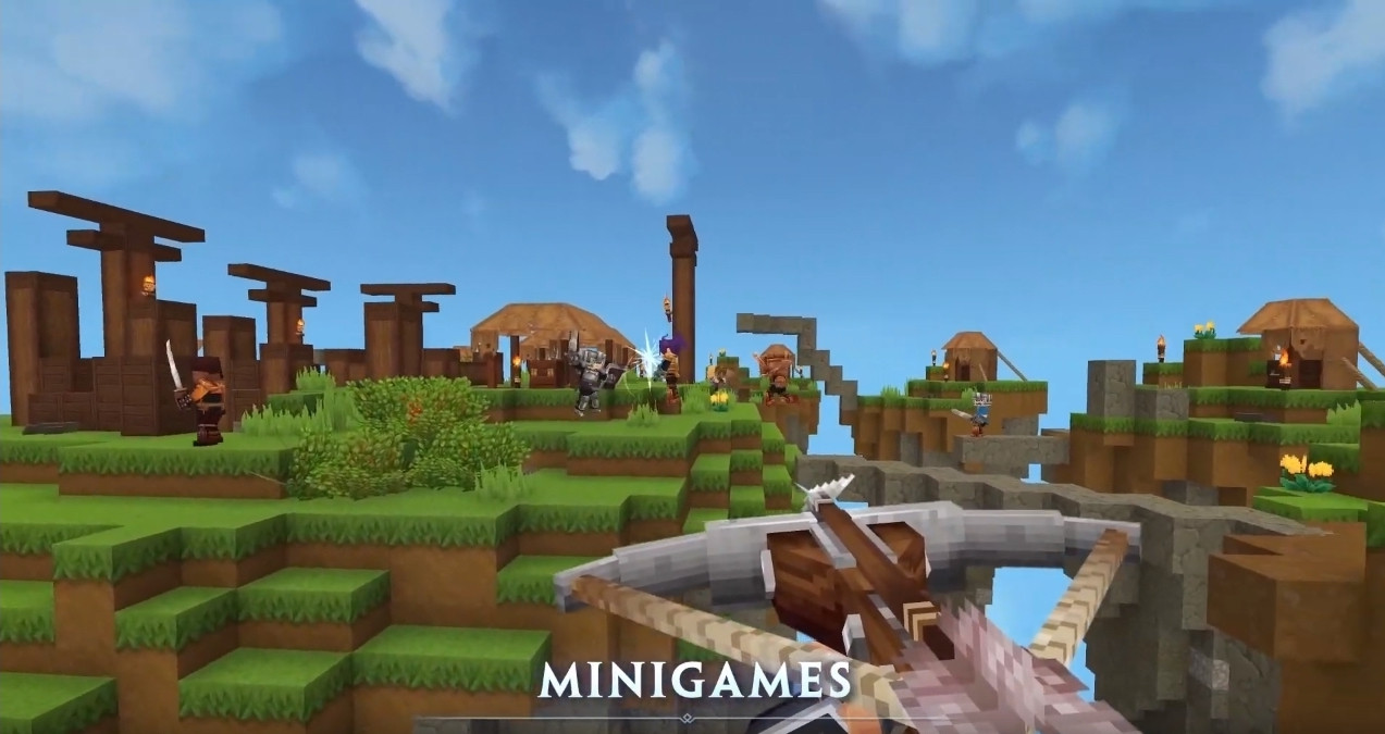 Mini-games in Hytale